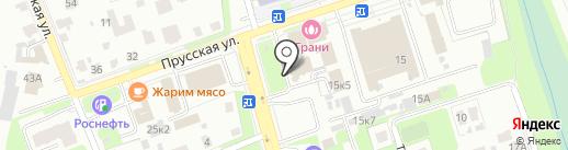 СК Твой Дом на карте Великого Новгорода