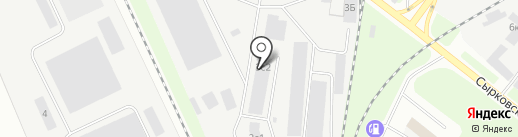 RENGAS-ЦЕНТР на карте Великого Новгорода