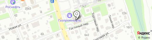 Diva Flora на карте Великого Новгорода
