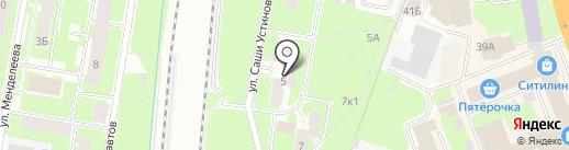Всё для кондитера на карте Великого Новгорода