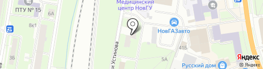 08 на карте Великого Новгорода