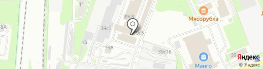Clean Сервис на карте Великого Новгорода