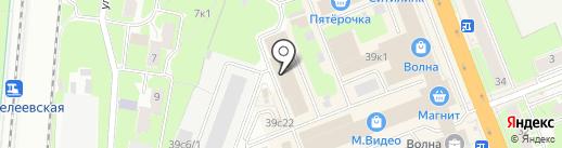 АйтиГрупп на карте Великого Новгорода