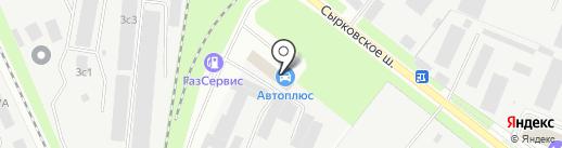 AUTObusiness на карте Великого Новгорода