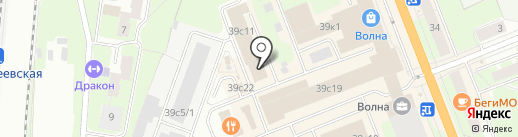 CLEANGROUP на карте Великого Новгорода