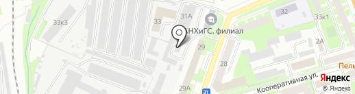 Техцентр Гарант на карте Великого Новгорода