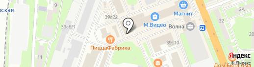 АльфаСтрахование-ОМС на карте Великого Новгорода