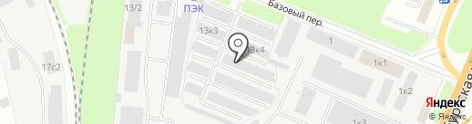 Мастерская по ремонту бензоинструмента на карте Великого Новгорода