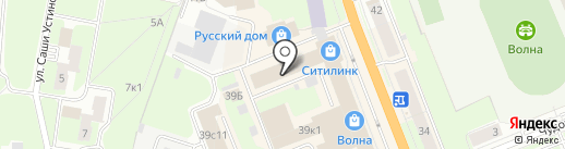 Fashion Zone на карте Великого Новгорода