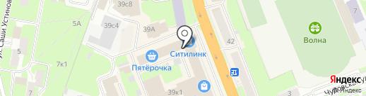 Happy Bags на карте Великого Новгорода