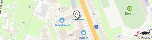 Ni & Co на карте Великого Новгорода