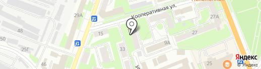 Свадебная мастерская на карте Великого Новгорода