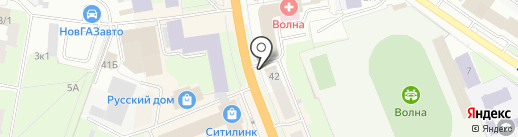 Первая мебельная на карте Великого Новгорода