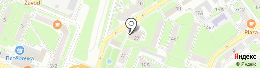 53 Новости на карте Великого Новгорода