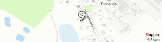 ЧИСТЫЙ фасад на карте Великого Новгорода