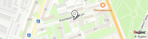 Нефрит-Керамика на карте Великого Новгорода