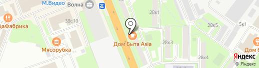 Streetfood & craft Дом быта на карте Великого Новгорода