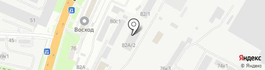 You-Drive на карте Великого Новгорода