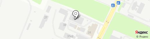 Камень-ВН на карте Великого Новгорода