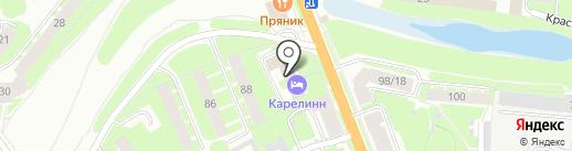 Well Done на карте Великого Новгорода