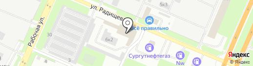 AG Experts на карте Великого Новгорода