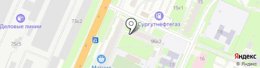 Медицинский информационно-аналитический центр на карте Великого Новгорода
