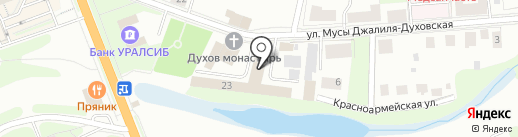 Nordwestfur на карте Великого Новгорода