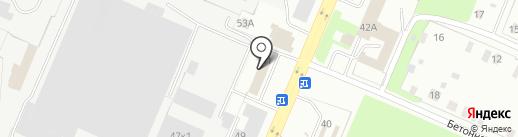 Мэгастрой на карте Великого Новгорода