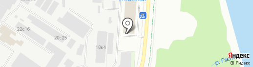 Yam Box на карте Великого Новгорода
