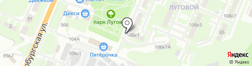 AutoPrime на карте Великого Новгорода