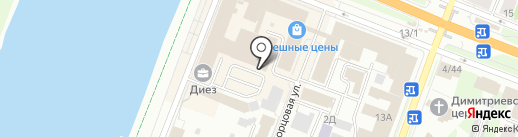 ТЕРМИНАЛ на карте Великого Новгорода