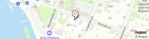 Русская деревня на карте Великого Новгорода
