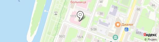 Ваши новости на карте Великого Новгорода
