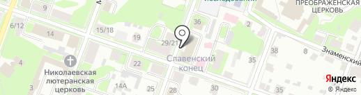 Управление по делам ГО и ЧС г. Великого Новгорода на карте Великого Новгорода