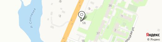 ЭКОНОМ-АВТО на карте Трубичино