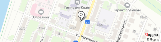 Диалог на карте Великого Новгорода