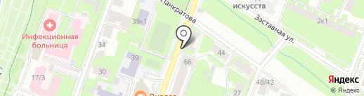 Сезон на карте Великого Новгорода