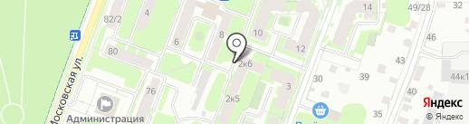 Компания по ремонту сварочных аппаратов на карте Великого Новгорода