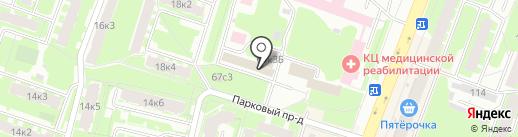 РЗАэнерго на карте Великого Новгорода