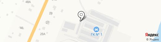 Box 007 на карте Трубичино