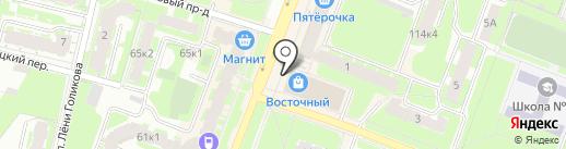 Здоровье на карте Великого Новгорода