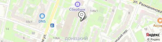 Шок на карте Великого Новгорода
