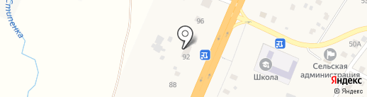 QIWI на карте Трубичино
