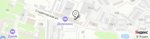АвтоСервисТорг на карте Великого Новгорода