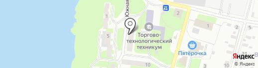Центр общей врачебной (семейной) практики на карте Великого Новгорода