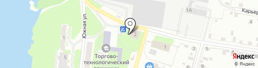 Надежда на карте Великого Новгорода