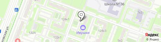Магия на карте Великого Новгорода