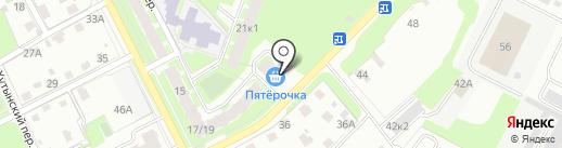 ДорСтрой53 на карте Великого Новгорода