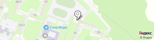 Паритет-С, ЗАО на карте Великого Новгорода