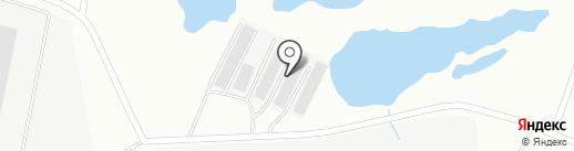 Волхов-Авто на карте Великого Новгорода